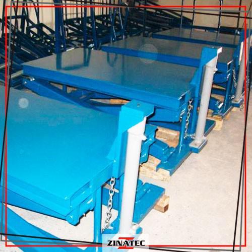 Mesa pantográfica 1000kg