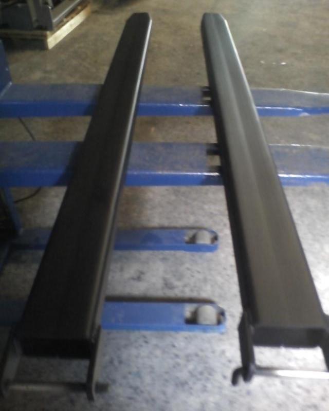 Prolongador de garfo para empilhadeira