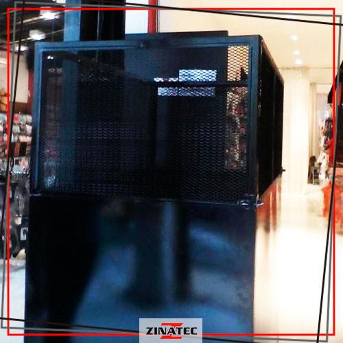 Elevador Carga Hidraulico